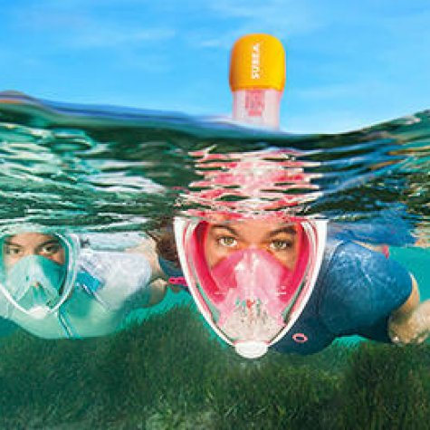Snorkeling on the beaches of Gran Canaria