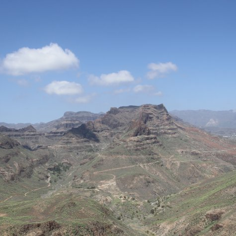 Gran Canaria by helicopter