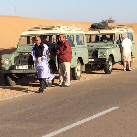 Excursion to Western Sahara- El Aaiún
